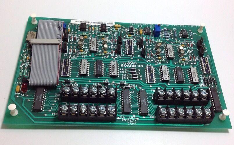 Siemens Landis & Gyr Secteur Système Système Système 600 Ao-I Planche 03 2b9f2d