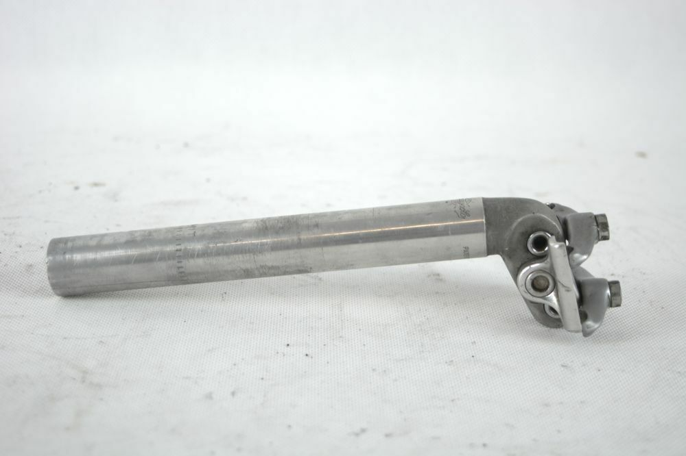 CAMPAGNOLO seatpost 25mm    VGC    for ALAN, VITUS, STELBEL ...