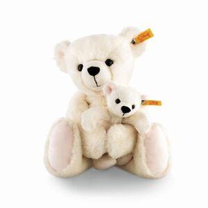 Steiff-MARIE-amp-LISA-Teddy-Bears-12-6-inches-Plush-Fur
