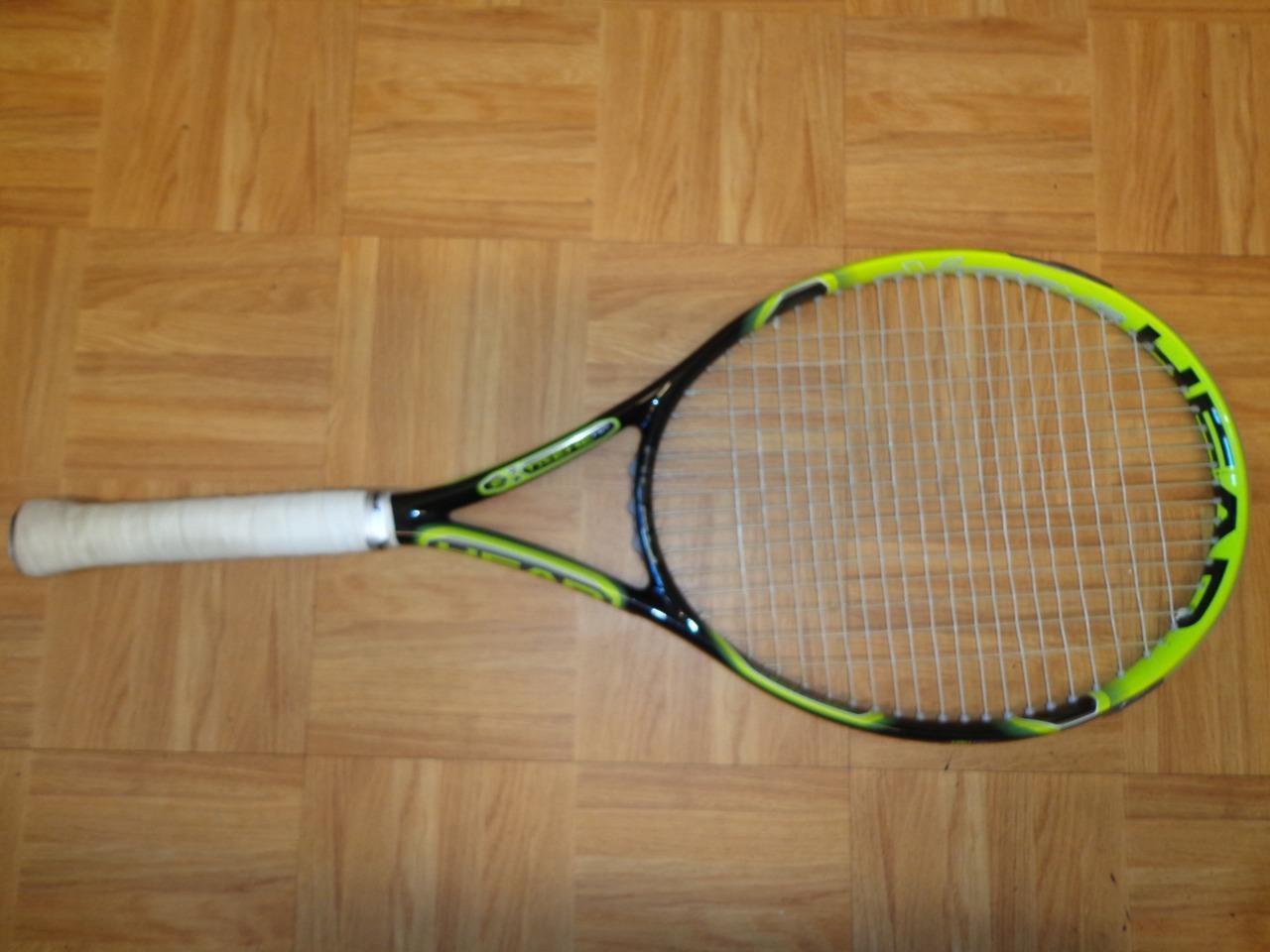 Head YouTek Extreme midplus 100 Head 4 1 8 grip raquette de tennis