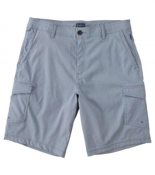 O'Neill EAST Mens Nylon Polyester Stretch Walkshorts Size 32 bluee NEW