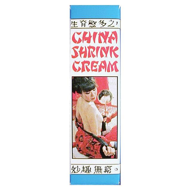 china shrink cream sverige
