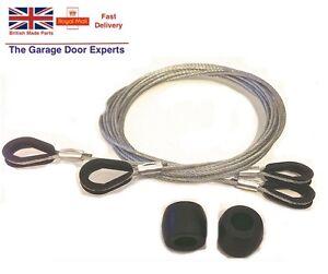 WESTLAND-GARADOR-CABLES-LIFT-WIRES-ROLLER-WHEELS-REPAIR-KIT-garage-door-spares