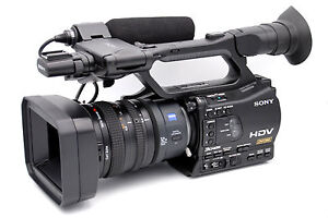 sony hvr z7u high definition dv camcorder 27242735767 ebay rh ebay com Sony Z7U Prime Lens sony hvr-z7u manual