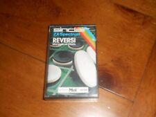 Reversi (Othello) - ZX SPECTRUM Vintage Cassette Jeu SINCLAIR COMPUTER