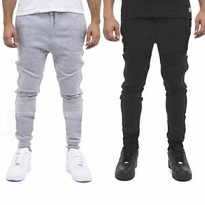 Men-039-s-Casual-Slim-Fit-Sports-Jogging-Gym-Joggers-Sweat-Pants-Trousers-Activewear