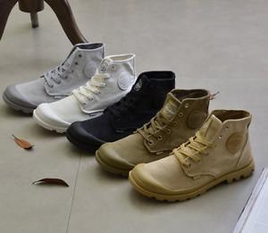 Boots Breathable Runde Mens Wanderschuhe Spitzenpumpen Hohe Neue T55 Canvas Army Spitze tqOXXwx5R
