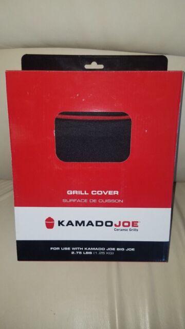 Buy Kamado Bbq Big Joe Grill Cover Large 49 Inch H Black Online Ebay
