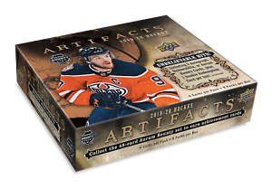 2019-20-Upper-Deck-Artifacts-Hockey-Hobby-Box-New-Sealed-NHL-Player-Signed-Card