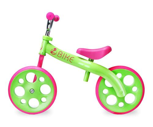 Zycom Z Bike Laufrad aus Aluminium ab 3 Jahre Grün//Pink