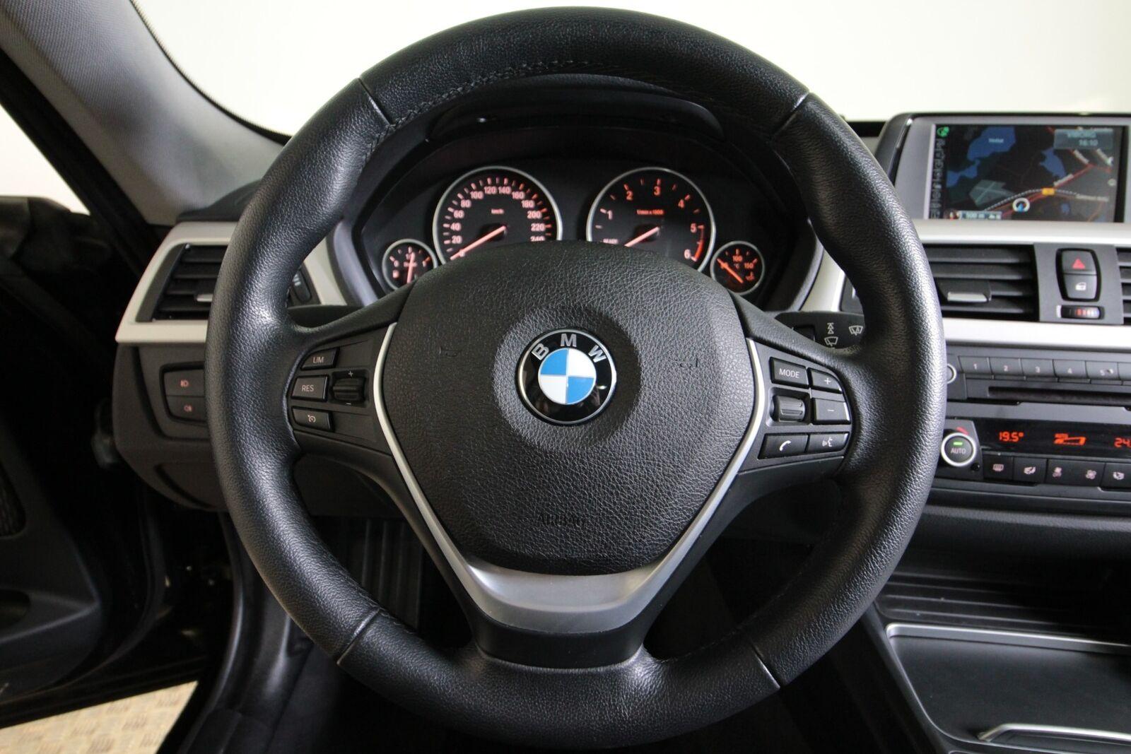 BMW 320d Gran Turismo aut.