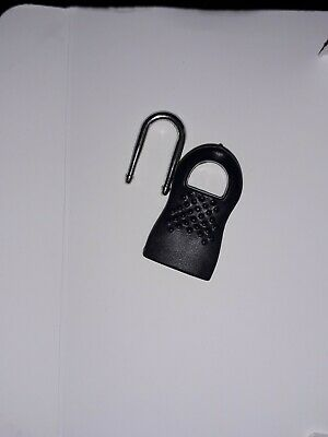 25MM REPLACEMENT ZIP ZIPPER PULL PULLER REPAIR TAG BAGS JACKETS SUITCASES