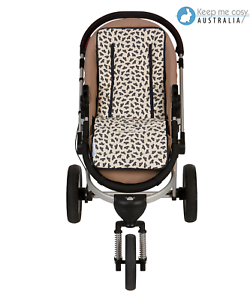 Keep-Me-Cosy-cotton-Pram-Liner-Universal-fit-Reversible-Navy-Boat
