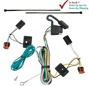trailer hitch tow wiring for 2007 2012 gmc acadia t. Black Bedroom Furniture Sets. Home Design Ideas