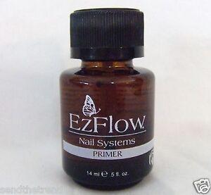 Details about EzFlow ACRYLIC Nail Primer  5oz/15ml