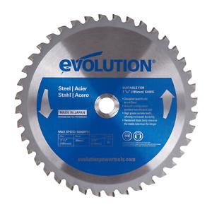 """Evolution Mild Steel 7-1//4/"""" Blade 185BLADEST"""