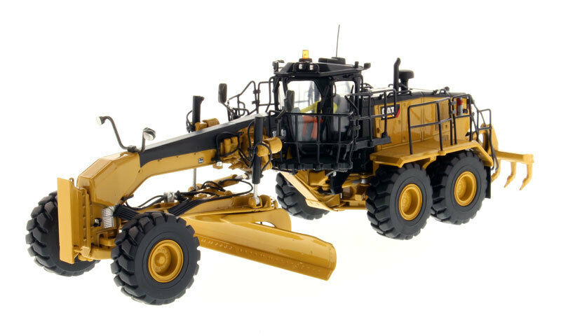 1 50 CATERPILLAR 18 m³ MOTOR GRADER-High Line Série 85521   qualité de première classe