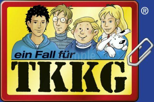 Ein Fall für TKKG Bild Eßbar Tortenaufleger Personalisiert Party Deko Muffin Neu