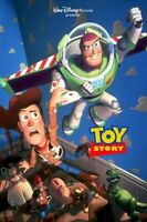 Toy Story 1 Movie Poster 24x36