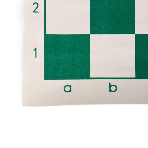 42cm x 42cm Schachbrett für Kinder Pädagogische Spiele Green /& White Color PRSZ8