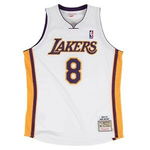 best wholesaler c8629 ce3f7 Details about Mitchell & Ness Kobe Bryant Los Angeles Lakers 03-04  Authentic Jersey NBA FINALS