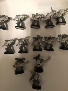 Warhammer 40k Chaos Space Marines Slaanesh Noise Marine  Citadel OOP