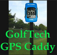 Skycaddie Aire Gps Golf Cart Mount Holder - Sure Grip Cant Fall Off
