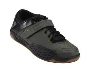 Shimano-AM5-SPD-Mountain-Bike-Shoes-Army-Green-new-in-wrong-boxes