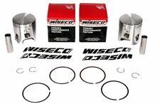 1987-2006 Yamaha 350 Banshee Wiseco .060 Over 65.5mm Pistons 513m06550 2