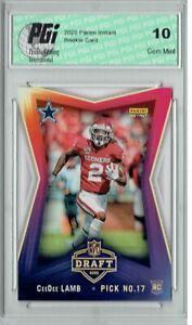 CeeDee-Lamb-2020-Panini-Instant-16-NFL-Draft-1-386-Made-Rookie-Card-PGI-10