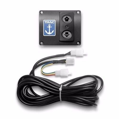Trac Anchor Winch Second Switch Kit With 16/' Cable Connector 4 Screw T10115 MD