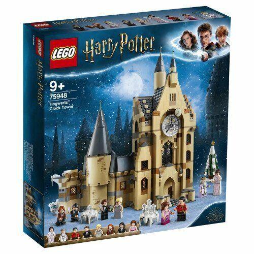 LEGO Harry Potter 75948 Hogwarts Uhrenturm Neu OVP