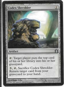 MTG-Codex-Shredder