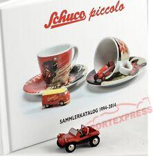 NEW Schuco piccolo 450607100 VW Beach Buggy + Piccolo Sammer Katalog 1994-2014