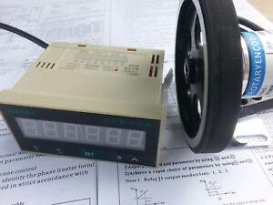 AC380V-Counter-Grating-Display-Meter-Length-Wheel-Encoder-Support-Kits