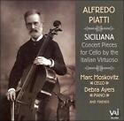 Alfredo Piatti: Siciliana (CD, May-2009, Vai Audio)