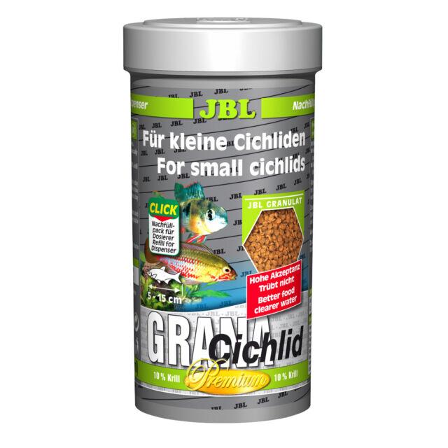 6 Pezzi JBL Granacichlid (Ricarica), 6 x 250ml Confezione Risparmio