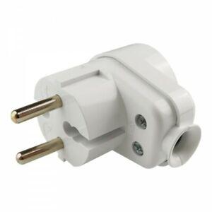 Plug-230V-Unischuko-White-WT-16-G-K2-Bi-timex-7436
