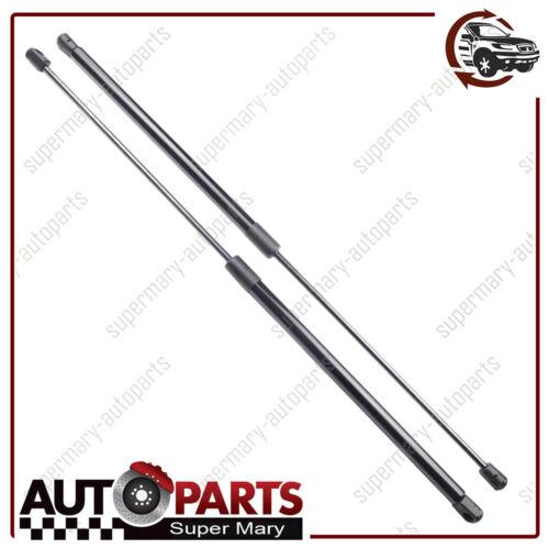 2PCS Hood Lift Support Damper Prop Rod Arm For Mercedes-Benz S CLASS 1999-2006