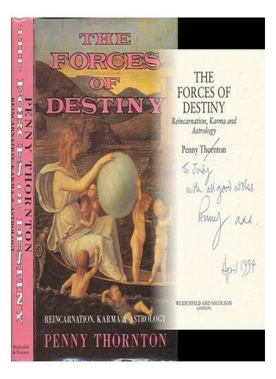 The Forces of Destiny: Reincarnation, Astrology and Karma By Pe .9780297810162