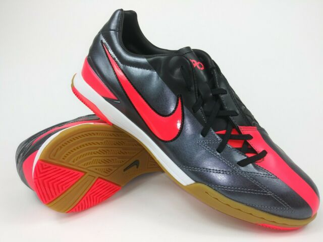 cb9a3a7fb1aa Nike Mens Rare T90 Shoot IV IC Indoor Soccer Shoes 472558-060 US Size 10