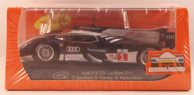Slot.it Audi R18 TDI 1/32 Slot Car SICA24B
