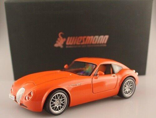 Wiesmann GT CONTINENTAL orange Special Model Mega-RARE 1 18 Revell