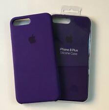 official photos 88c59 b4f71 Ultra Violet 100 Genuine Original Apple Silicone Case for iPhone 8 Plus 5.5