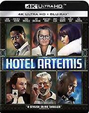 Hotel Artemis 4k Ultra HD BLURAY 2 Disc Set 1280
