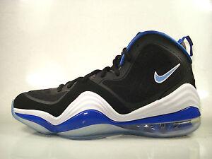 pretty nice 9d4c4 4b7ad Image is loading Nike-Air-Penny-V-Black-Game-Royal-White-
