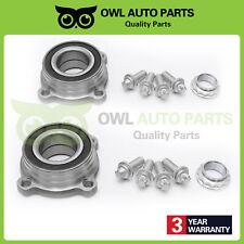 2x Rear Wheel Bearing Module for 2000-2006 BMW X5 745i 2006-2009 650i 750i 750Li