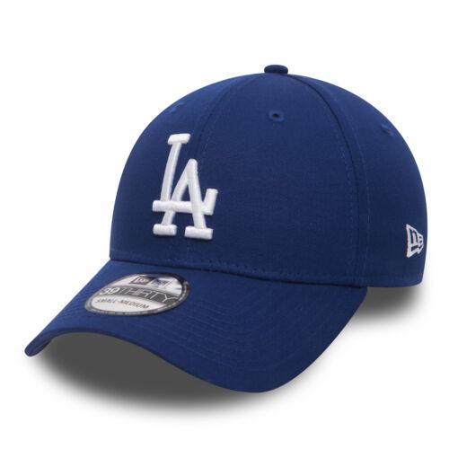 New Era LA Dodgers Essential 39Thirty Cap Blue