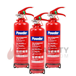 NEW-3-X-2-KG-DRY-POWDER-FIRE-EXTINGUISHER-FOR-HOME-OFFICE-CAR-DPEX2