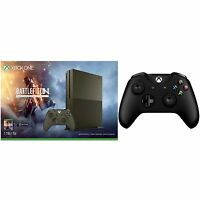 Microsoft Xbox One S 1TB Battlefield 1 Special Edition Console + Xbox One S Wireless Controller